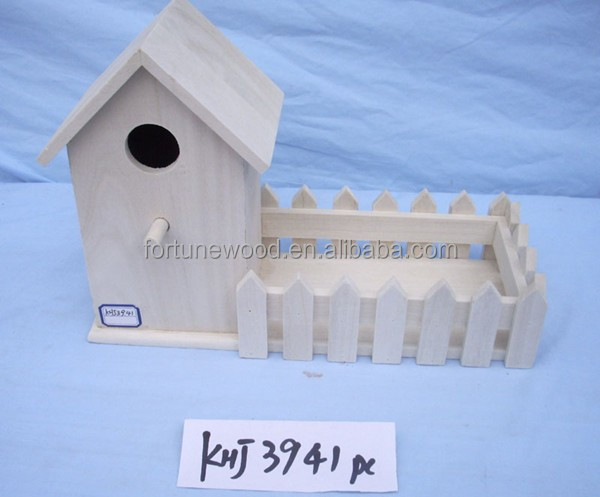 Wooden Small Animals bird cage