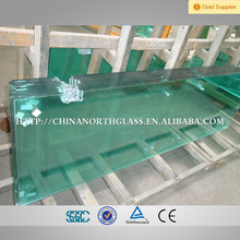 China tempered laminated glass processing factory 442 ESG VSG glass price