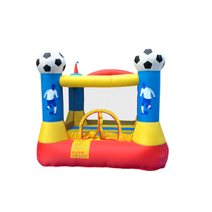Colorful inflatable jumping castles,playing castle inflatable bouncer