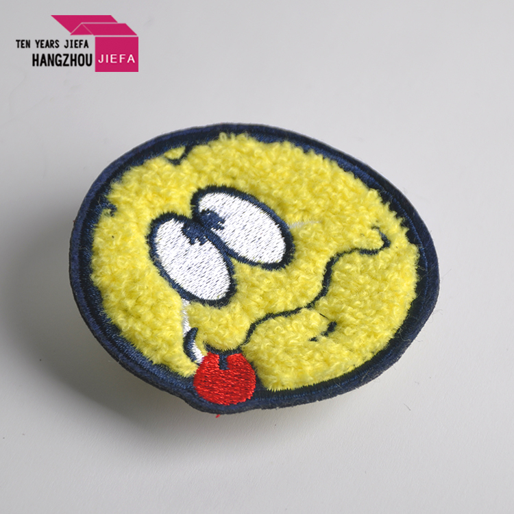 Custom Embroidered Badges Patches for Garments