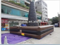 factory price mobile climbing wall,Inflatable Climbing Wall