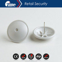 ONTIME PN6015 EAS Anti-theft Plastic Security Hard Tags Tack Pin 2016