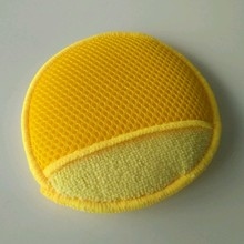 Popular Car Care Polishing Pad Sponge Microfiber Wax Applicator Pad