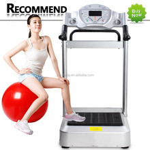 1000W High Power GYM USE Slim Crazy Fit Vibrating Plate with mp3