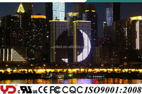 IP68 CE UL approved 12V led media facade outdoor lighting 5050 smd rgb led dot