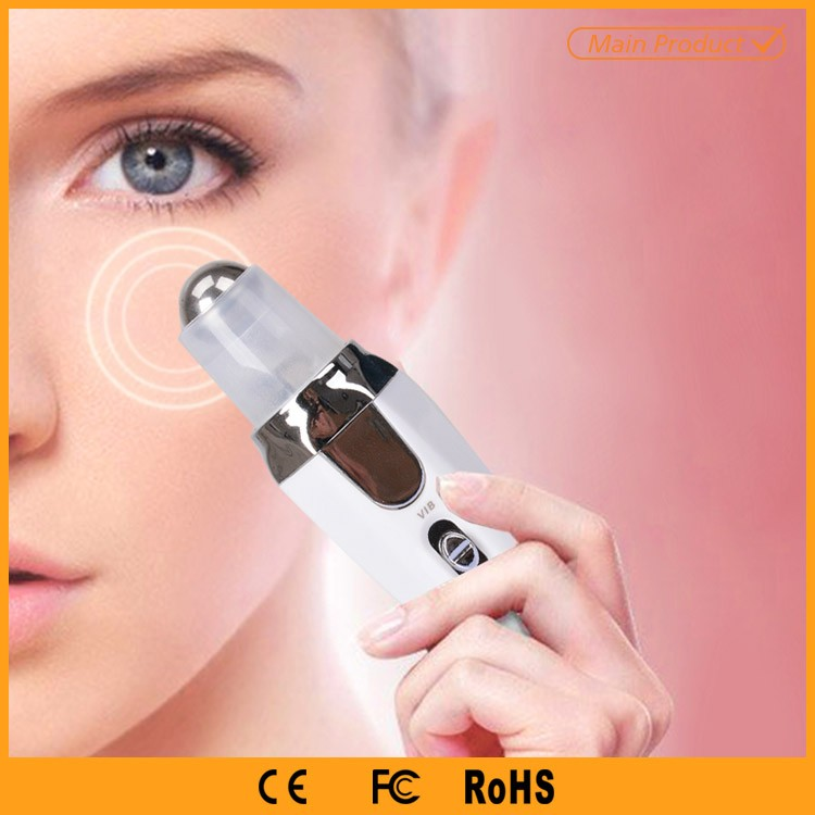 Beauty Care Wrinkle Remover Eye Massage Machine Eye Cream Roller