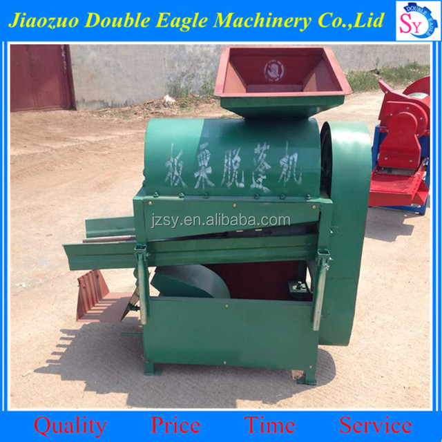 Multifunction Automatic chestnut shell removing machine/deburring chinese chestnut husker machine