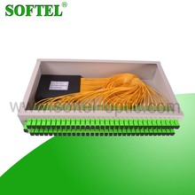[SOFTEL] FTTH 2x32 PON box PLC splitter