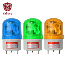 LTE-1101L Emergency warning LED beacon strobe Rotating Flash light