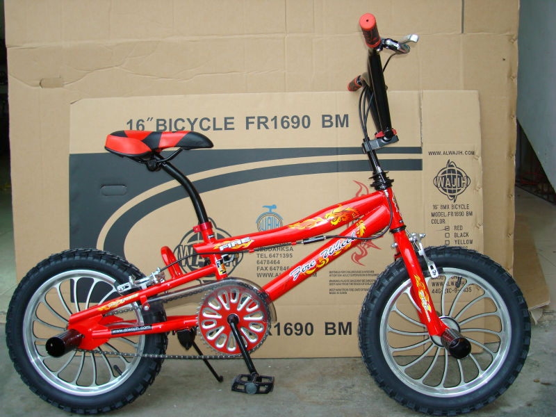 20 inch steel BMX bike bicycle made in china color BMX to order
