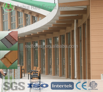 wood plastic composite wpc wall cladding board price