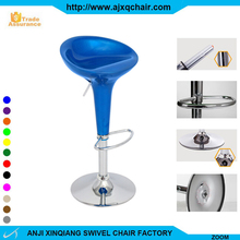 XQ-101 ABS Plastic Top Lift Adjustable Bar Stool