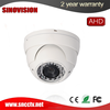 lowest price best selling hd ahd plastic dome home cctv camera oem