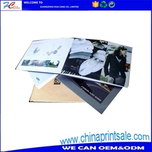 Cheap custom experienced high quality book prinitng low price brochure catalog