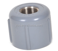 copper thread cap pipe fittings for pvc pipe in water system