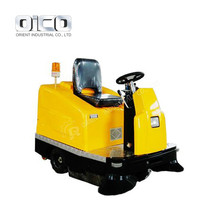 2017 New OR-C200 Industrial Electric Sweeper