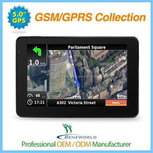 Beneworld 5 Inch for the best car 8GB rom GPS navigation