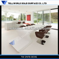 Beauty and fashional picture of dining table