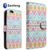2016 new arrival best sale customized fabric pattern waterproof mobile phone case for iphone 6 shell cover