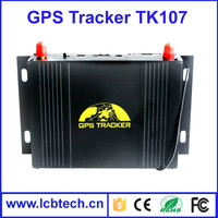 GPS tracker TK107-B GSM/GPRS/GPS Vehicle /motorcycle/private car Tracking device