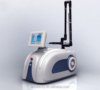Portable 10600nm Co2 fractional laser machine