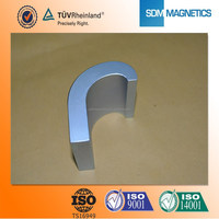high quality non magnetic metal foil sheet magnet manufacture china