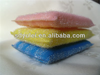eco friendly/dry cleaning sponge pad