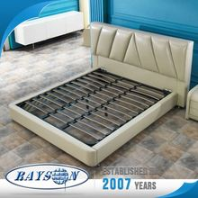 Latest Product Of China Super Quality King Size Wooden Double Beds Photos