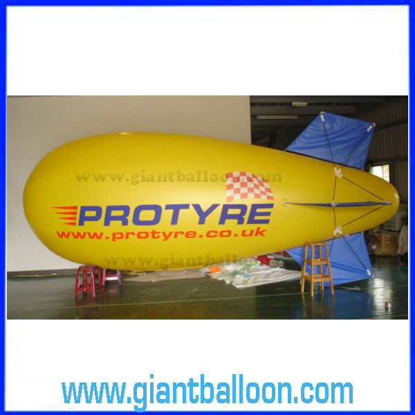 Advertisement Helium PVC Blimps/Airship