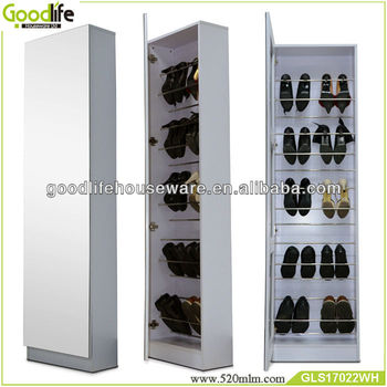 Goodlife wooden furniture for shoe store high heels