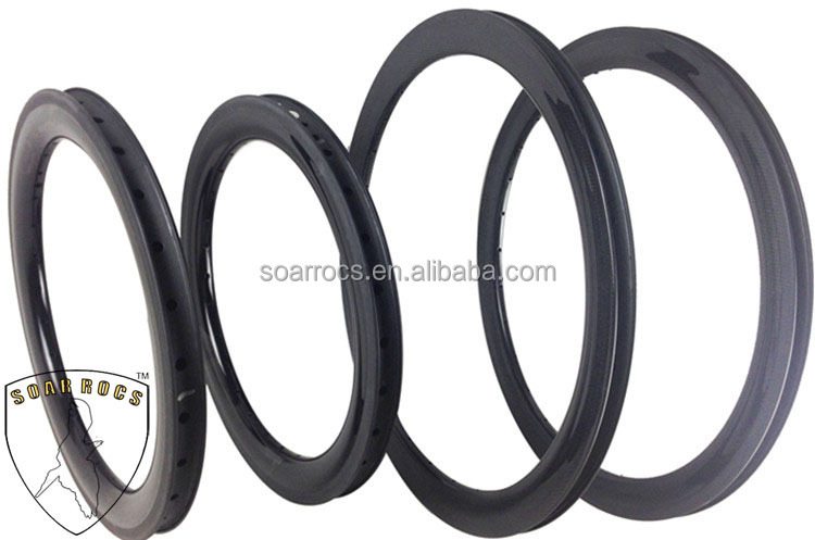 "20"" Mini bicycle wheels 451mm carbon fiber T800 38mm clincher 21mm width 3K glossy 20inch BMX wheels"