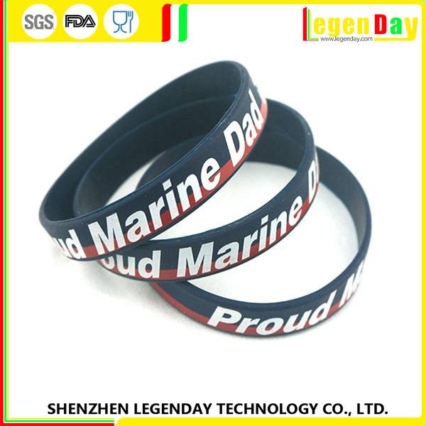 2016 Party rubber wrist bands