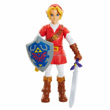 Legend of Zelda action figure/Ocarina of Time Goron Tunic Action Figure