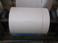 Flexo Printing Surface Handling and Plastic Material pp woven bags recycled line