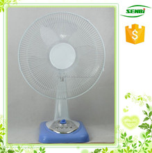 60 minutes timer air king ac dc 16 inch solar table fan