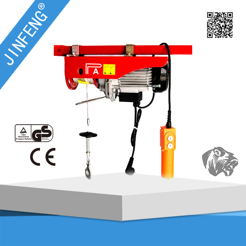 Electric Cable Hoist 110v : Electric hoist ton cable v with trolley