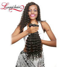 New Arrival 7A 100% Virgin Natural 4 Ounce Human Hair Weave