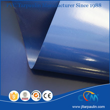 Tarpaulin factory sell pvc coated polyester fabric