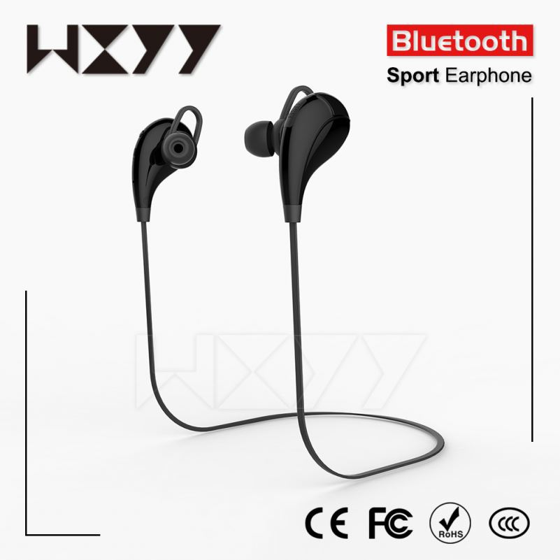 2017 Bluetooth Earphones Retract Sports Wireless Magnet Bluetooth Stereo Earphone, TWS Headphone for DJ Songs MP3 Free Download#
