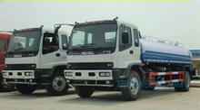 Isuzu trucks Fvr Series Water Truck