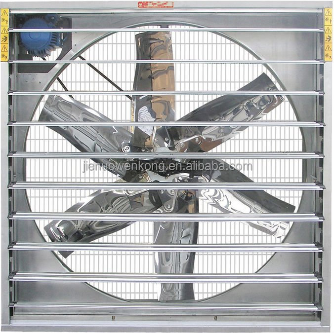 China greenhouse/ livestock/industrial workshop standard exhaust fan