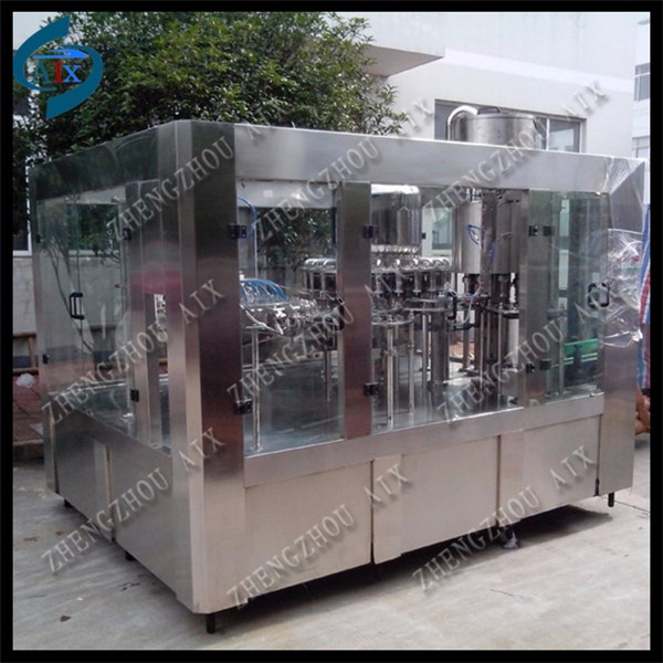 Complete automatic water filling line/juice filling line/water bottling line for sale