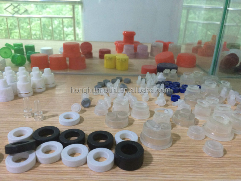 household professional mould maker plastic injection P20 eye drops inner plunger nozzle mould