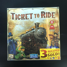 Hot selling ticket to ride board game US