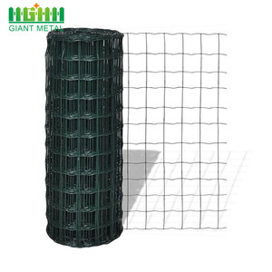 PVC Coated Holland Euro Wire Mesh Fence Cheap Farm Fence