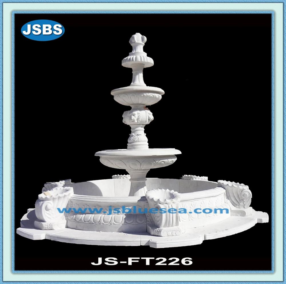 Outdoor Stone Garden Fountain | Marble Fountain | Water Fountain