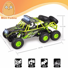 2.4G 1:18 WL Toys Electrical Car 2017 New Arrival Toys for Kids Rc Climbing Truck