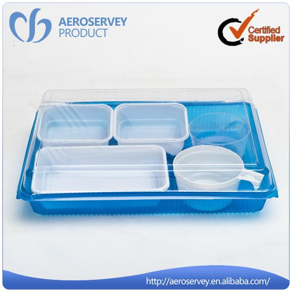 airline plastic food container disposable plastic take away bento box for lunch buy disposable. Black Bedroom Furniture Sets. Home Design Ideas