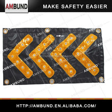 LED Sign Board Arrow Safety Electric Sign Board AB-2648 AB-4685