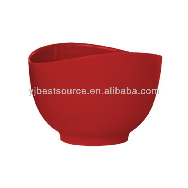 Cheap hot selling microwave safe silicone bowl for kids